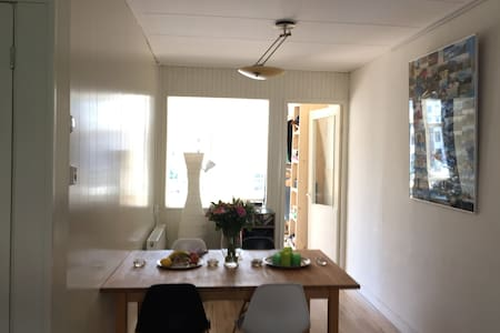 Cosy apartment with canal view & sunny terrace - Wohnung