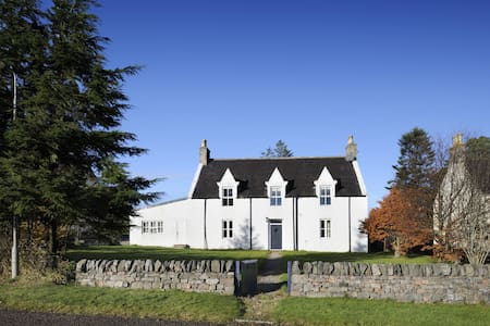 Hillview Lodge - Ballindalloch - House