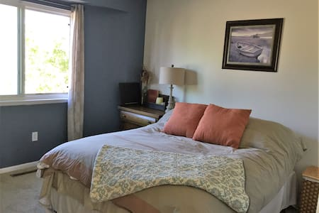 Bright and Comfy Private Room and Bath - Fort Collins - House