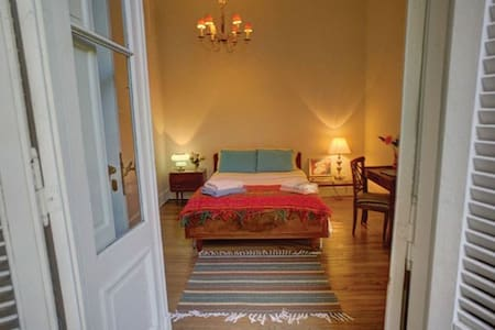 Cozy bedroom in San Telmo South - Buenos Aires