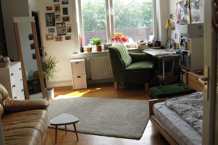 Gemütliches Altbau-Zimmer in toller WG Bahrenfeld - Hamburg - Apartment