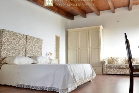 Masseria Rocca Pampina-Stanza n.4 - Mottola