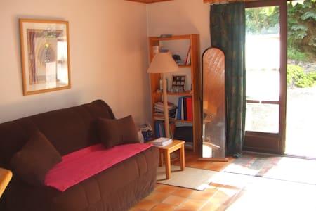 studio meublé au calme - Appartement
