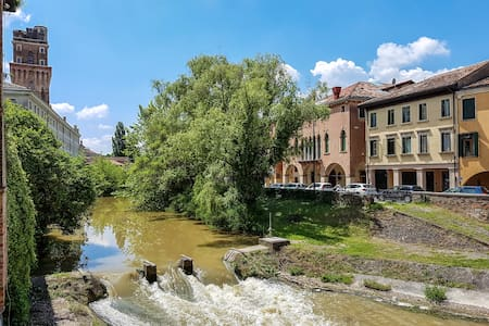 Padova romantica sull'acqua - Appartement