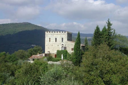 Florence Hills Chateau-Country House - Villa
