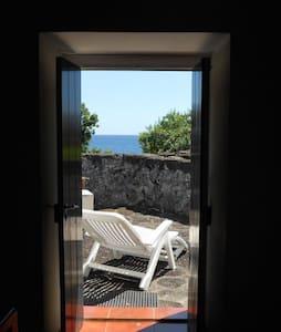 Ferienhaus in Traumlage, auf Pico - Dom