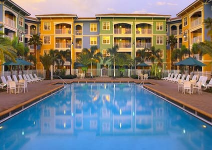 $70/nt 1 Bdrm on Upscale Resort Near Beach & More - Kondominium