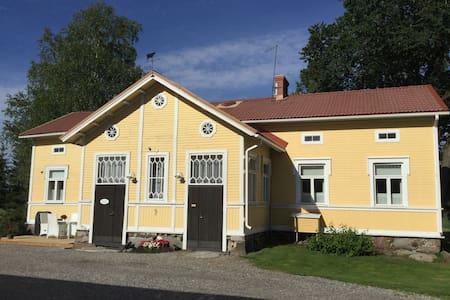 Soukaisten Rustholli - Rauma - Ev