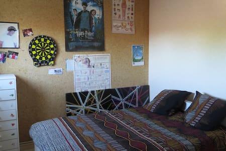 1 chambre pour visiter Lyon ou l'Ain - Saint-Maurice-de-Beynost - Apartment