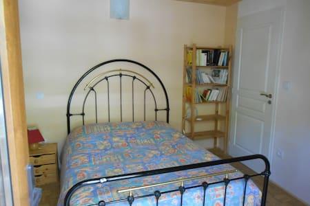 2 chambres pouvant accueillir 6 personnes - Lans-en-Vercors