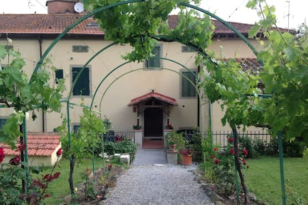 HANA SWEET HOUSE IN TUSCANY NEAR FLORENCE SIENA - Apartment