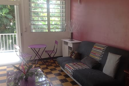 Villa les violettes - Casa