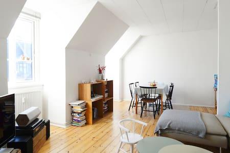 Cosy home in central Copenhagen