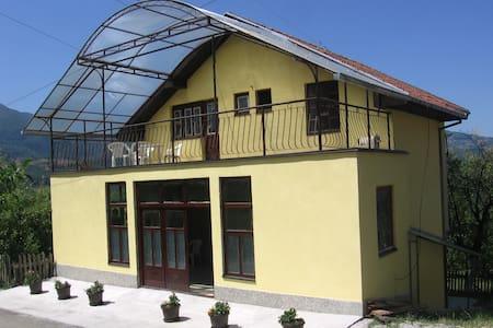 Pribojska Banja - Casa