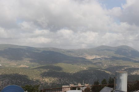 INN Tzfat, Artist Colony/ Close to the Old City - Safed - Apartamento
