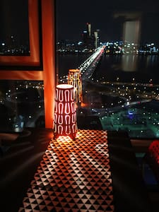Great view of Seoul (2 Double Beds)