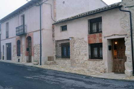 """Casa Rural """"ALAMAR"""" en Tiedra 4 * - Tiedra - House"""