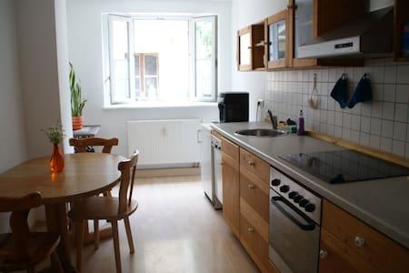 Ferienwohnung I am Burgberg (bei Regensburg) - Wohnung