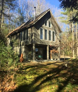 Private 5 Acre Catskill Retreat - Ház