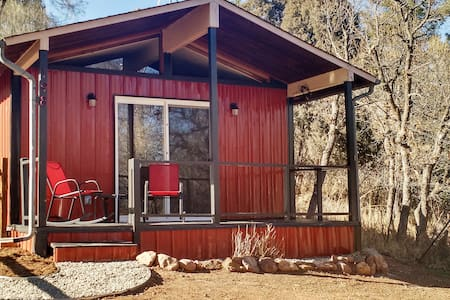 Modern Cabin Close to Everything - Manitou Springs - 단독주택