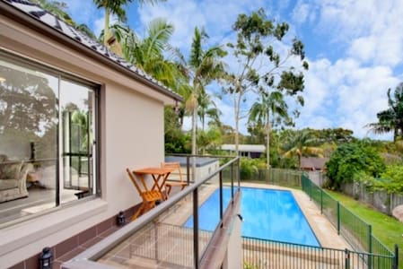 Spacious house in the heart of Elanora Heights - Elanora Heights - Dom
