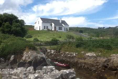 Rossroe Lodge Wild Atlantic Way - Bed & Breakfast