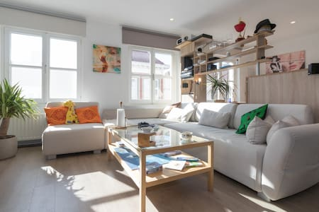 Dream home in the heart of Brugge - Apartment