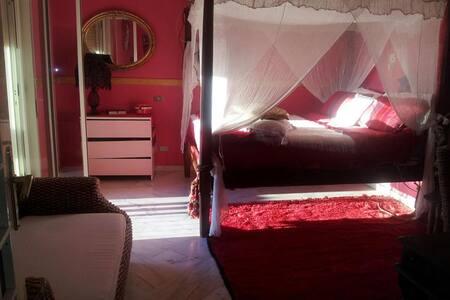 Elegante stanza con bagno privato - Leilighet