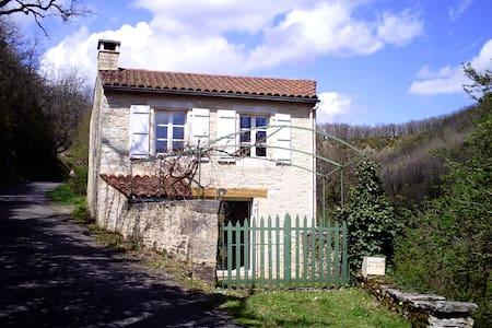 Maisonnette quercinoise - Catus - Dom