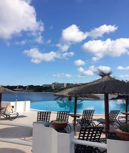 White sands 2 rooms with beautiful sea views - Arenal d'en Castell - Lejlighedskompleks