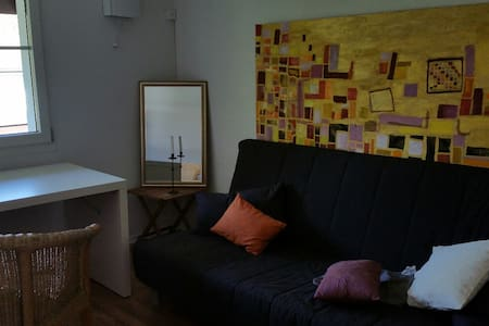 cozy furnished room near Zurich - Hochfelden