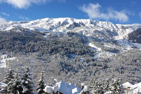 Chalet de Morel - Perce-neige suite - Les Allues - Bed & Breakfast