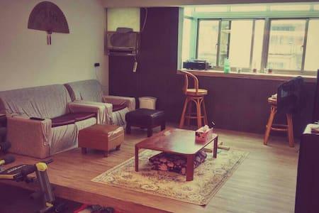 一對小夫妻溫馨的家,歡迎喜歡宜蘭的您 - Huoneisto