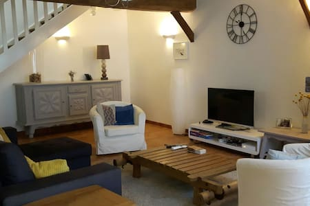 Rooms in house with swimming pool - Buzet-sur-Baïse