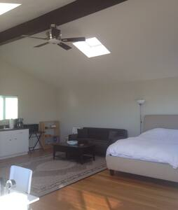 Large Millbrae Studio - Millbrae - Apartment