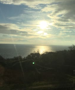 A quiet oasis away from the hustle and bustle - Brodick - Dom