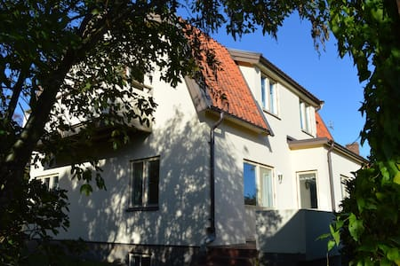 Cosy accommodation in charming Arild - Haus