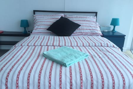 ☘MODERN ROOM IN SOUTHPORT CBD☘ - Southport - Appartement