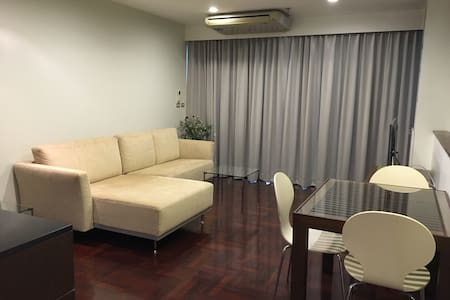 1 min from BTS cosy 2BR CENTRAL - Appartement