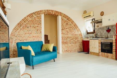 La casa dell'arco, tra Langhe, Roero e Monferrato - Appartamento