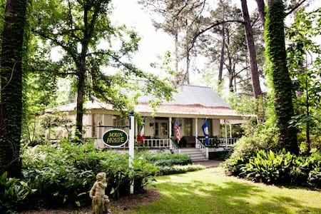 At Home in Cajun Country - Eunice - Bed & Breakfast