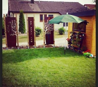 Sonniges Haus am Gehrenberg mit Garten - Maison
