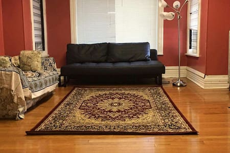 1 minute to Medical Center--Cozy stay in Hyde Park - Chicago - Apartment