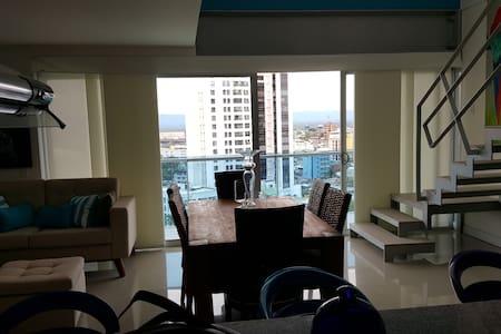 Apartamento Vistamar. Buenaventura - Flat