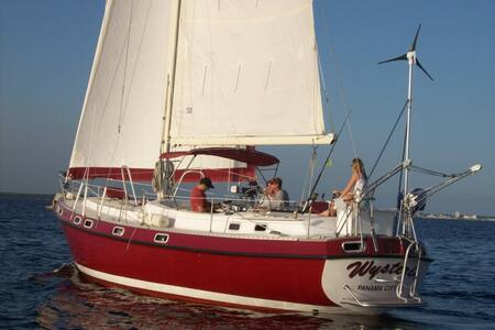 Wysteria 41 foot Morgan Islander - Πλοίο