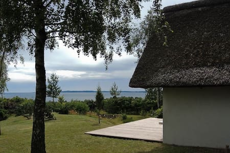 Charming cottage with seaview - Ebeltoft