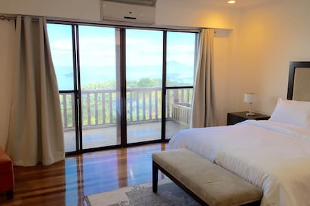 Room 201 with taal view! - Bed & Breakfast