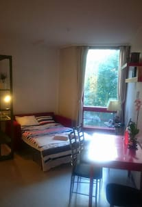 Quiet space for up to 3 people - Helsinki - Lejlighed