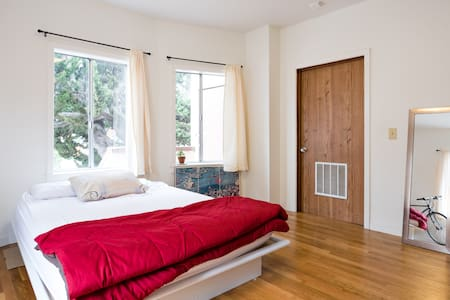 Large Cozy Room in Downtown - Berkeley - House