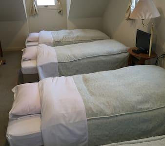 Guest House Bunk  4bet room - Myoko - Bed & Breakfast